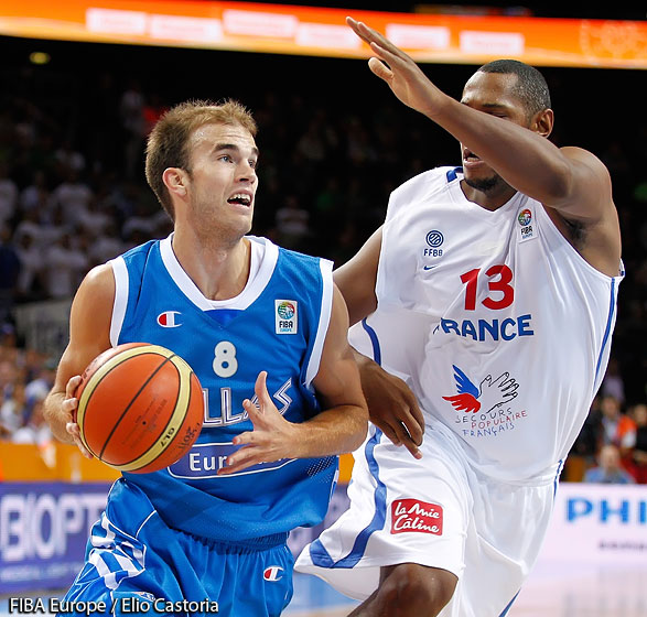 Nick Calathes (Greece)