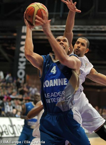 4. Etienne Brower (Roanne Basket)