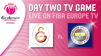 ELW Game of the Day Galatasaray v Fenerbahce 29/03