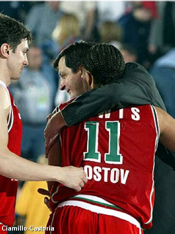 Lokomotiv Rostov beats Dynamo Moscow Region and advances to the Final of the FIBA Europe Cup