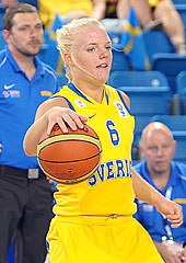 6. Sofie Persson (Sweden)