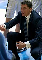 Chevakata head coach Dmitry Donskov