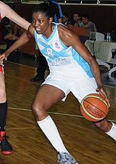 8. DeLisha Milton-Jones (Tarsus)