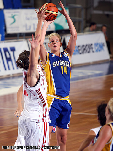 Louice Halvarsson (Sweden)