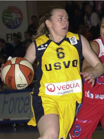 Kristi Harrower (US Valenciennes Olympic)