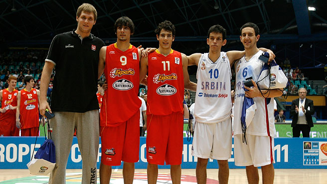 Abrines Named U18 MVP