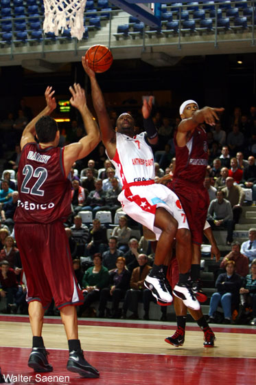 7. Bryan Hopkins (Antwerp Giants), 22. Toby Bailey (Artland Dragons)