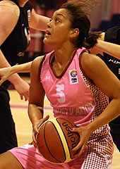 5. Leilani Mitchell (Arras)