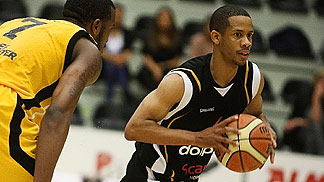 6. Andrew  Mitchell (Norrköping Dolphins)