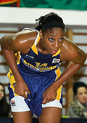 14. Glory Johnson (Chevakata)