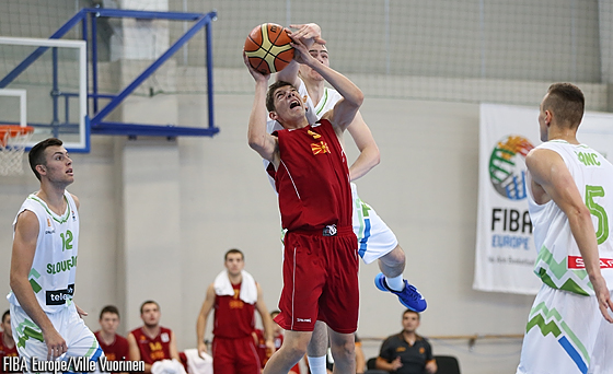 9. Luka Petrovski (F.Y.R. of Macedonia)
