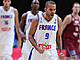 Parker Pushes France Into Last Four