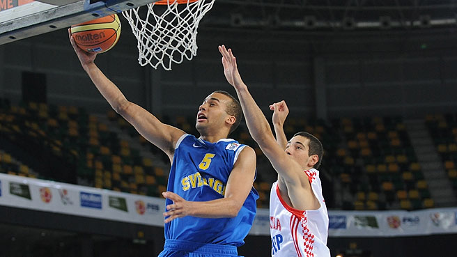 Sweden Outlast Ukraine In 9th Place Game