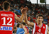 Damir Markot (CRO / left), Roko Leni Ukic (CRO / right)