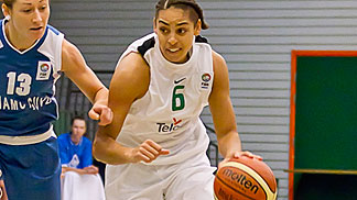 6. Brittney  Thomas (Telge Basket)