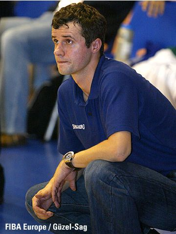 Miro Alilovic (head coach Slovenia)