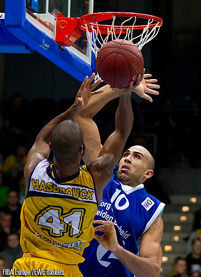 Kenneth Hasbrouck (EWE Baskets)