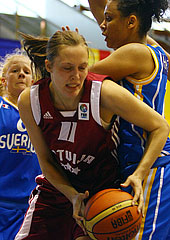 Karline Nimane (Latvia)