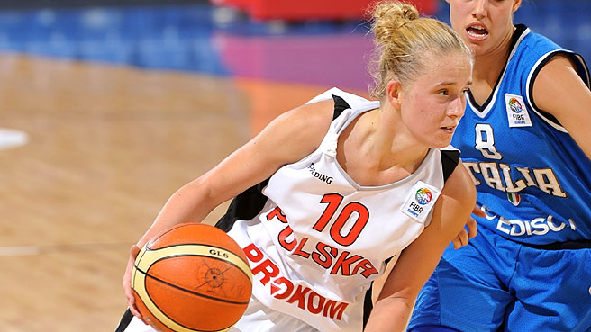 Poland Shake Off Latvia Comeback To Progress