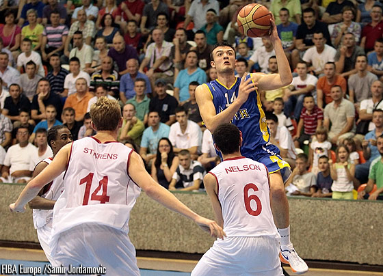 14. Stefan Glogovac (Bosnia and Herzegovina)