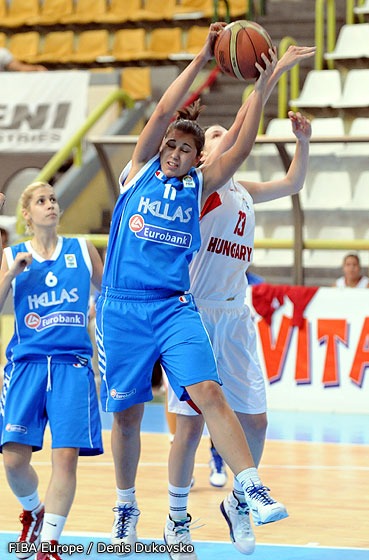 11. Ioanna Diela (Greece)