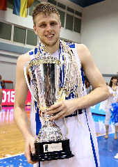 15. Vasileios Charalampopoulos (Greece)