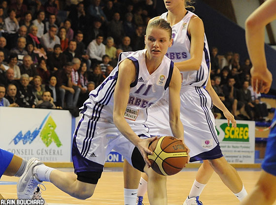 11. Florence Lepron (Tarbes GB)
