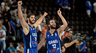 For Casspi, Now Is Israel's Time To Advance