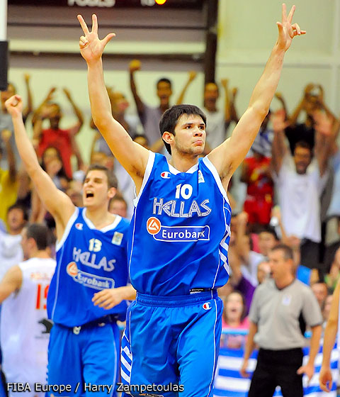 10. Konstantinos Papanikolaou (Greece)
