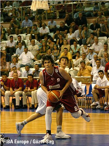 Ersan Ilyasova (Turkey)