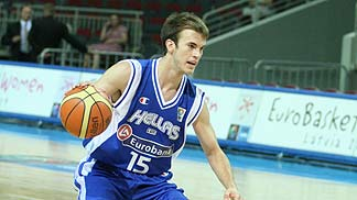 Nicholas William Calathes (Greece)