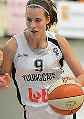 9. Antonia Delaere (Lotto Young Cats)