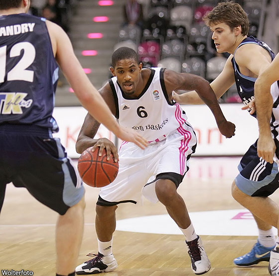 Jeremy Hunt (Telekom Baskets)