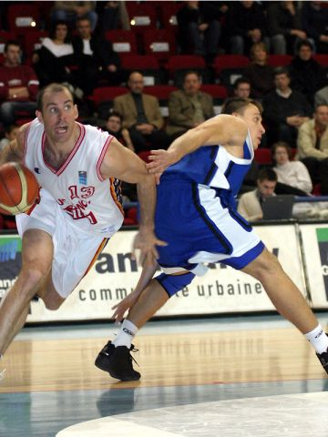 Nice penetration by Vincent Masingue, Sluc Nancy