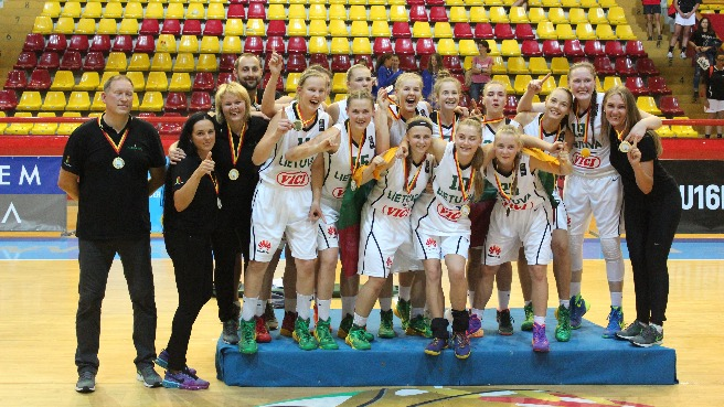 Gold For Lithuania, Sweden Seal Promotion