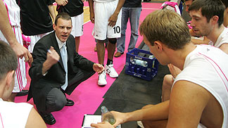 Michael Koch, new head coach of Telekom Baskets Bonn