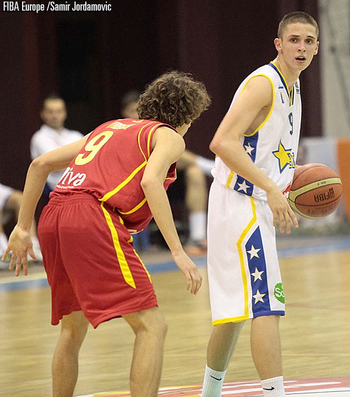 9. Marko Vukovic (Bosnia and Herzegovina)