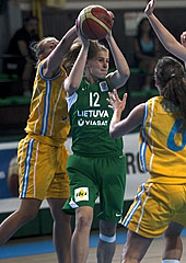 12. Inga Brusokaite (Lithuania)