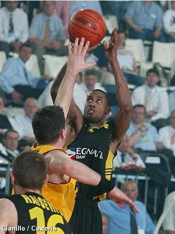 Willie Solomon (ARIS BSA THESSALONIKI)