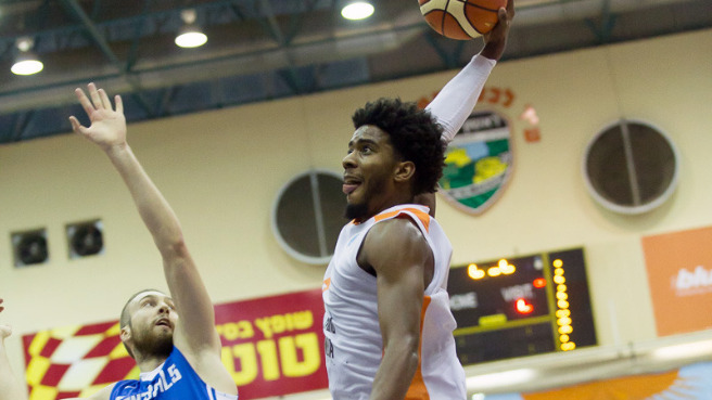 Maccabi Rishon Celebrate Maiden Title