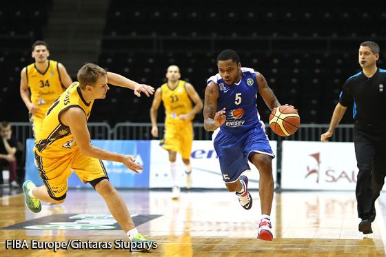 5. Donell Cooper (BC Enisey)
