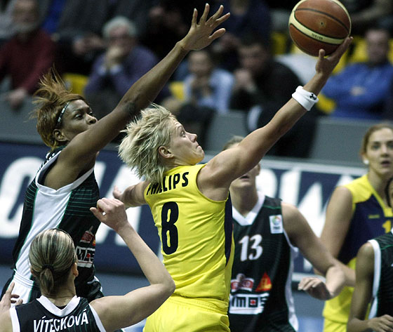 8. Erin Phillips (Lotos Gdynia)