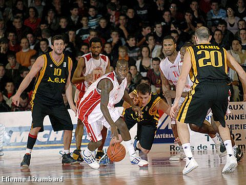 Steed Gayhe E. Tchicamboud (Cholet Basket)