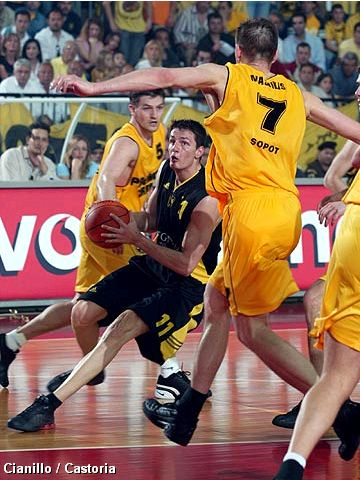 Dimitar Angelov (ARIS BSA THESSALONIKI)
