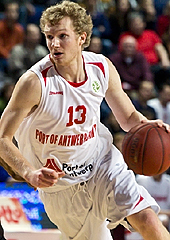 13. Benjamin Simons (PO Antwerp Giants)