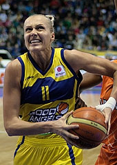 11. Yelena Leuchanka (Good Angels Kosice)