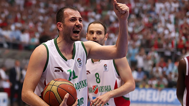 Karsiyaka Dream Of Turkish Semis