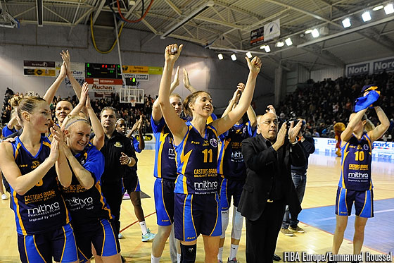 11. Sidney Spencer (Castors Braine)