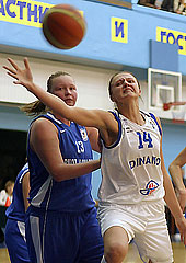 Dynamo Kursk Crush Bnot To Go Through