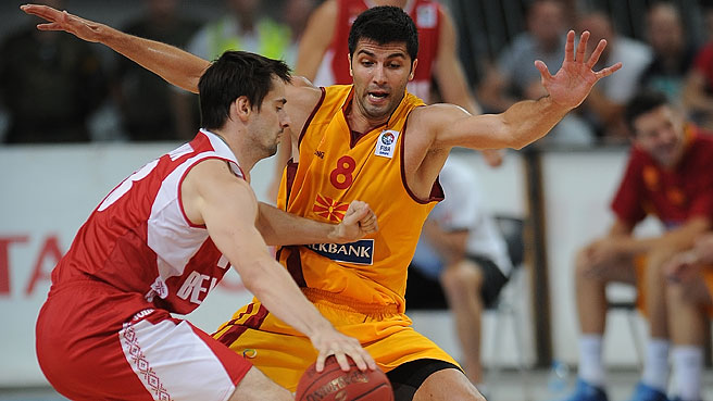 Srbinovski To Coach MKD At EuroBasket
